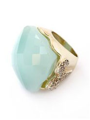 Helena Sea Blue Ring