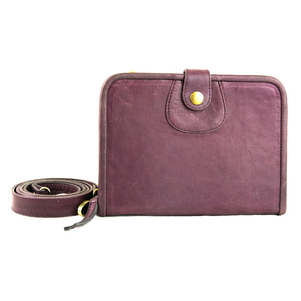 Little Traveller Purse – Purple