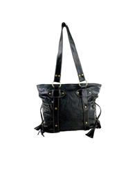 Jo Tote Bag - Black