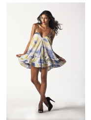 tuscan sun - lacey love dress