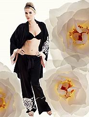 Camellia Rose Lounge Pant