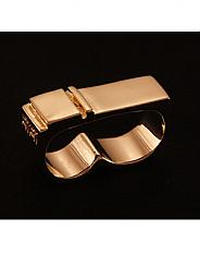 ATAT - 2 Stripe 2 Finger Ring