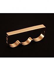ATAT - Gold 3 Finger Ring
